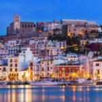 Ibiza stad of Eivissa