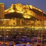De stad Alicante